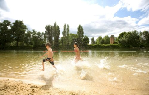 best lakes charentes