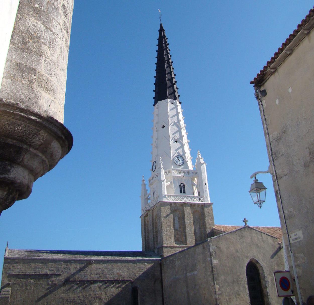 Bell tower of Ars en Ré