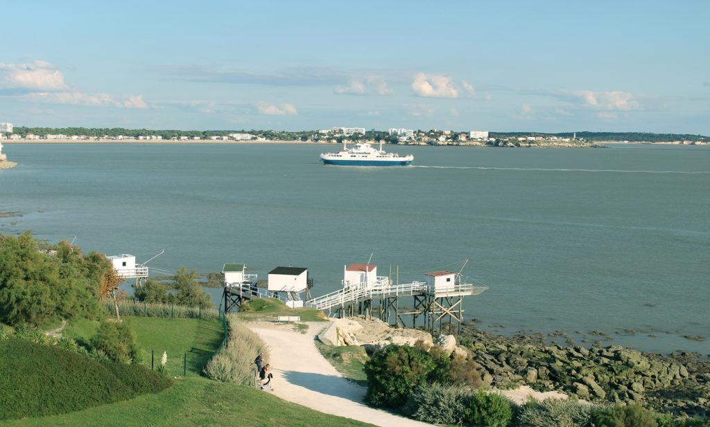 Canal des Deux Mers Gironde Estuary