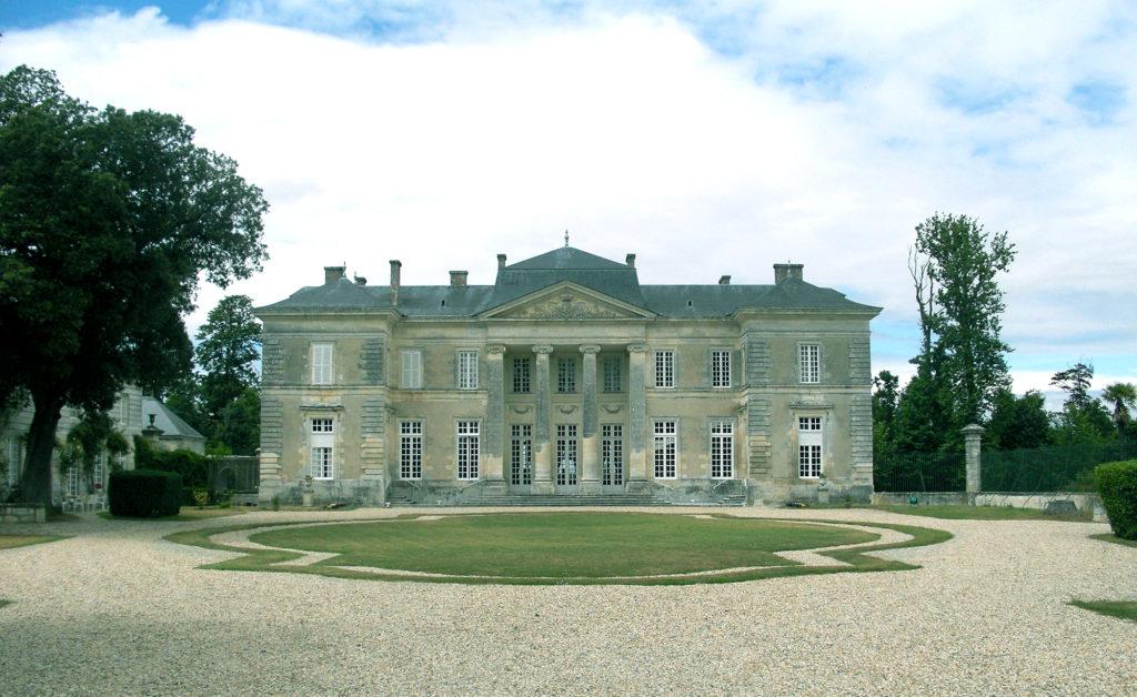 Buzay castle, Surgères