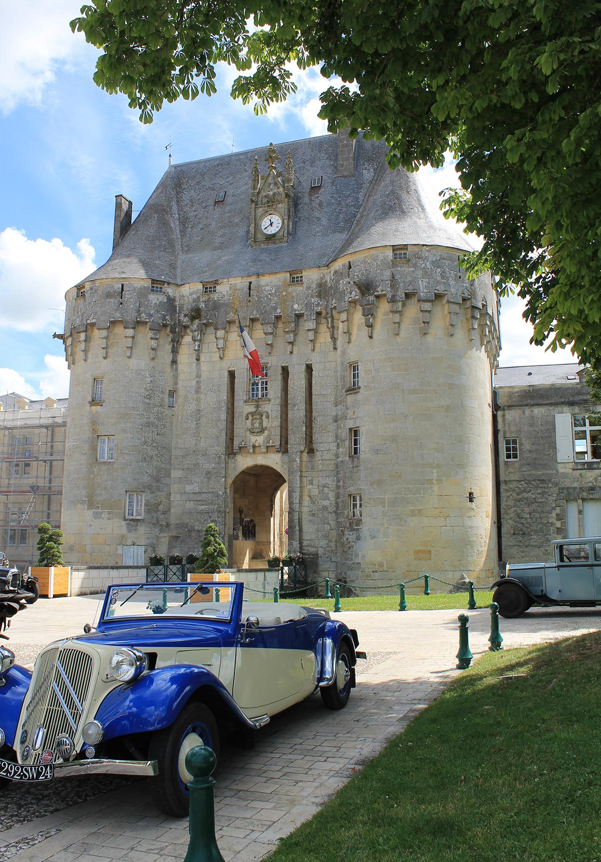 Chateau de Jonzac