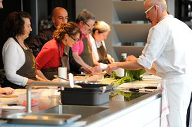 Cooking Course Coutanceau
