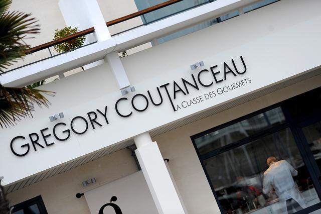 Cours de Cuisine façade Coutanceau