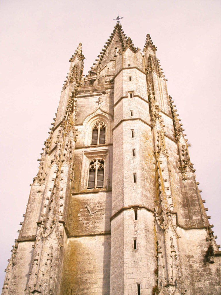 Saint Eutrope church, Saintes