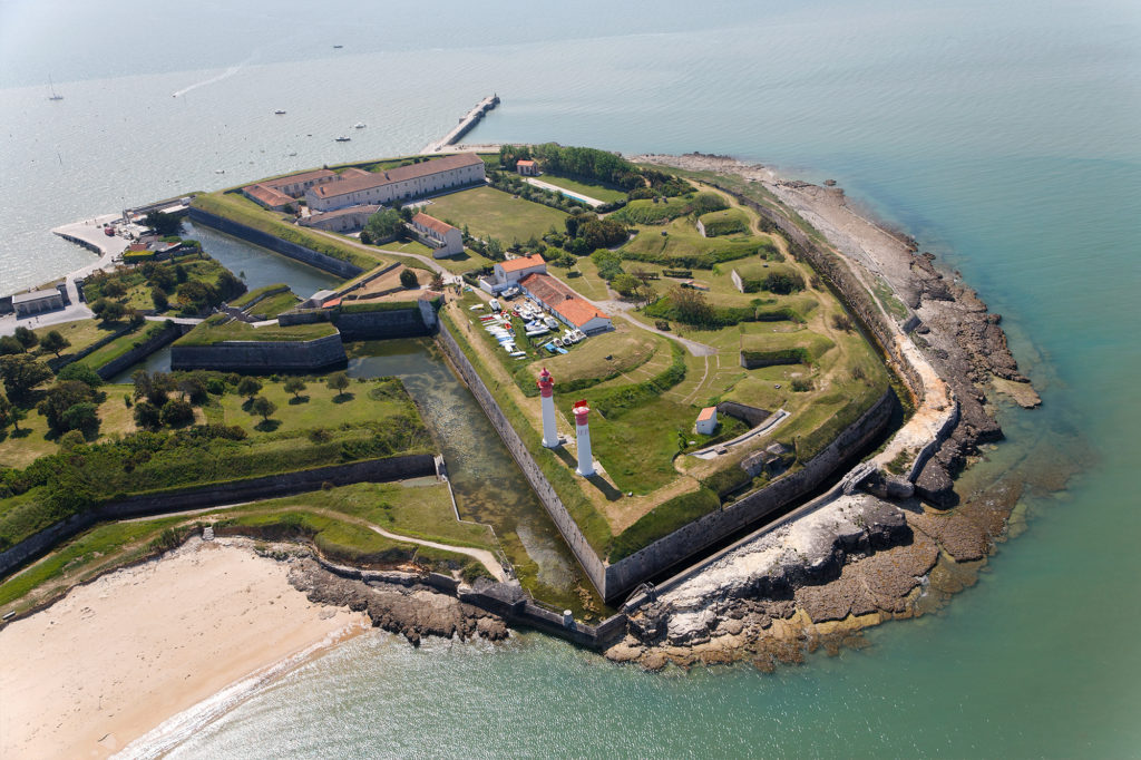 Fortifications of the Island of Aix, French Atlantic Coast