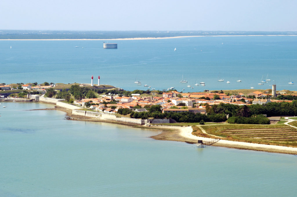 Ile Aix Fort Boyard