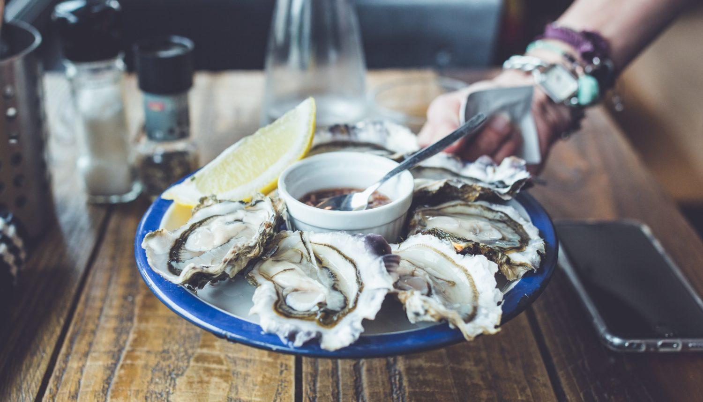 Tasting of Ars en Ré oysters