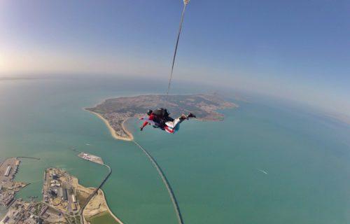saut en parachute ile d oleron