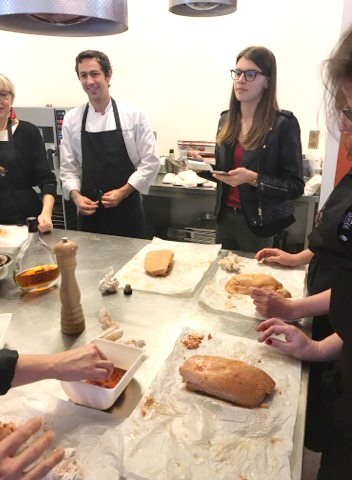 cooking courses with great french chefs