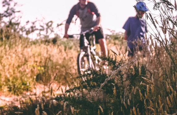 Balade à vélo sur le littoral