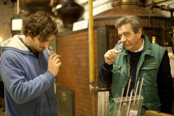tasting of Cognac