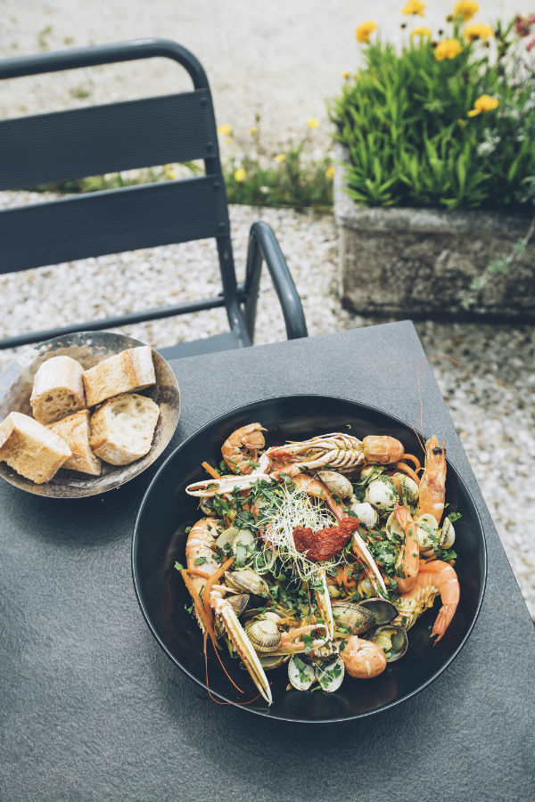 Kuruma shrimp of Charentes