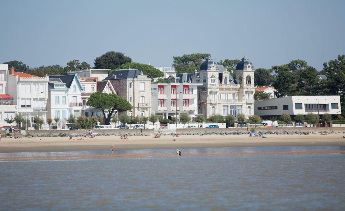 Royan on the French Atlantic Coast