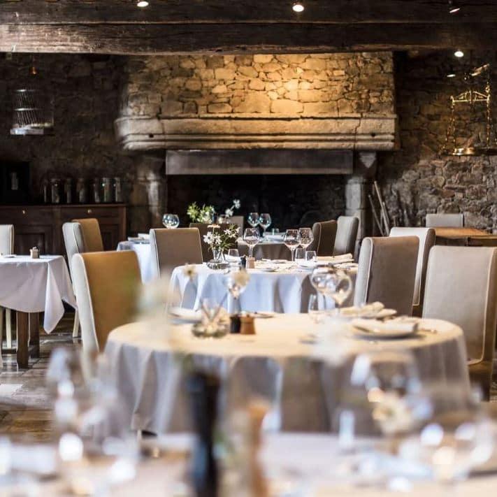 gastronomic restaurant in Massignac is France