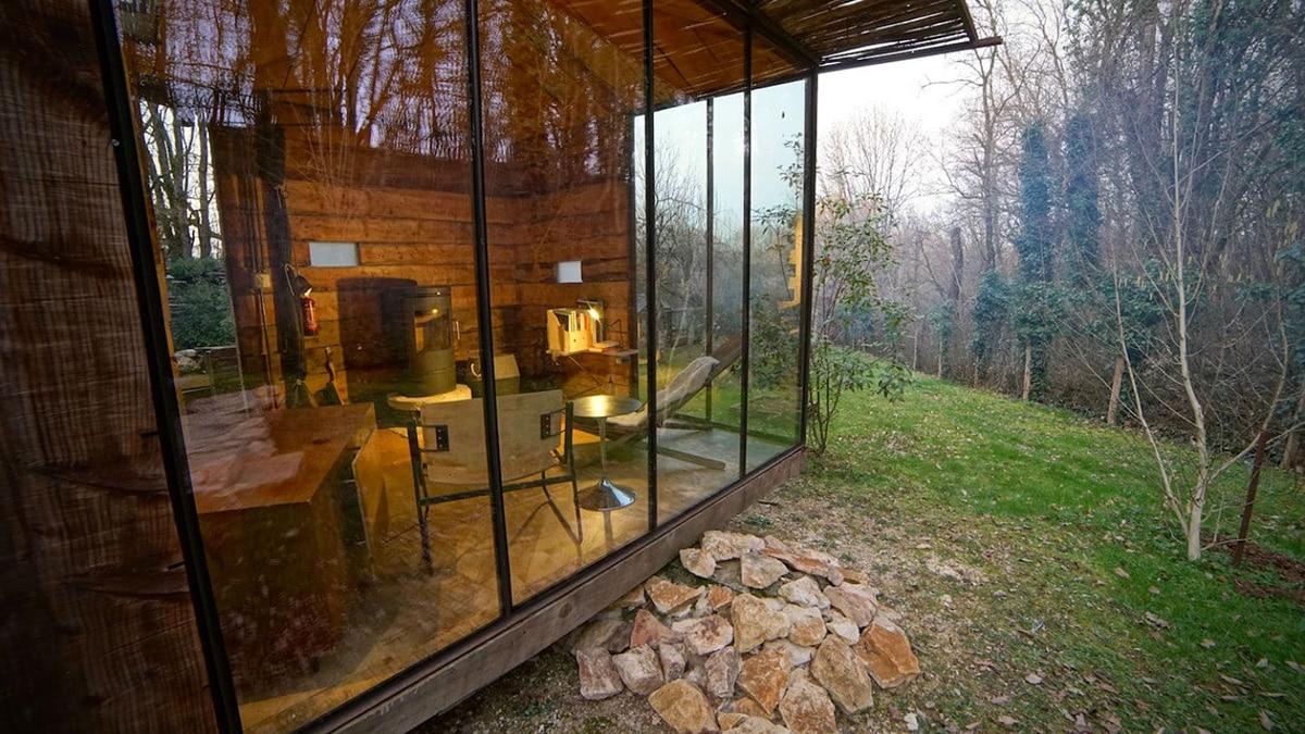 Cabin 'La glacière'